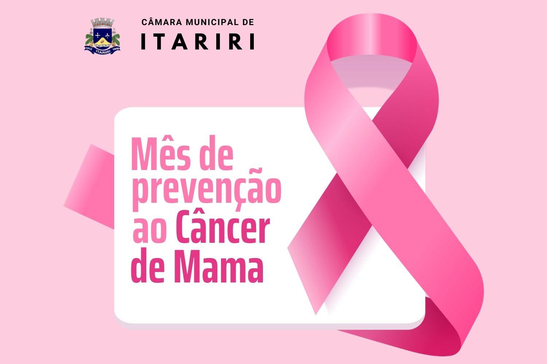 Outubro Rosa marca conscientização contra o câncer de mama