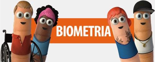 Agendamento de Biometria Eleitoral