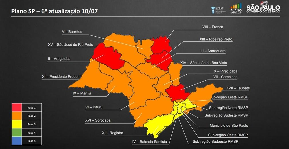 Vale do Ribeira avança para a Fase Amarela no Plano de Retomada da Economia
